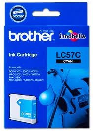 Brother-LC57-Cyan-Ink-Cartridge-II