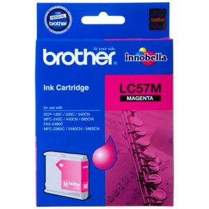Brother-LC57-Magenta-Ink-Cartridge-II