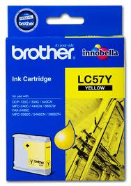 Brother-LC57Y-Ink-Cartridge