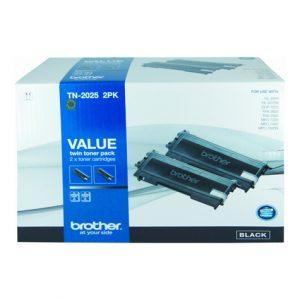 Brother-TN2025-Toner-Cartridge-Twin-Pack