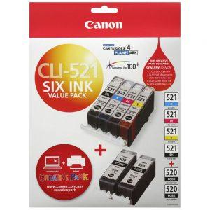 CLI521MEGA_canon_cli521_ink_mega_6_pack_multi