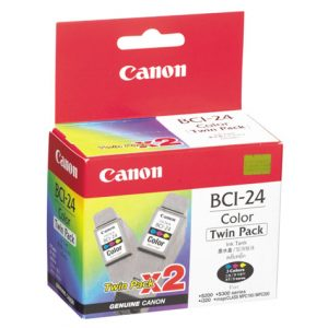 Canon-BCI-24-Colour-Ink-Twin-Pack