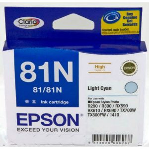 Epson-81-Light-Cyan-Ink