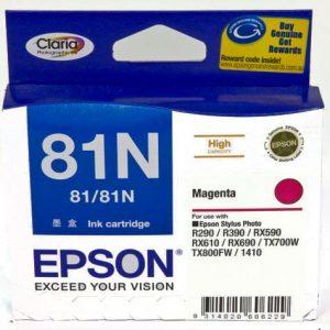 Epson-81-Magenta-Ink